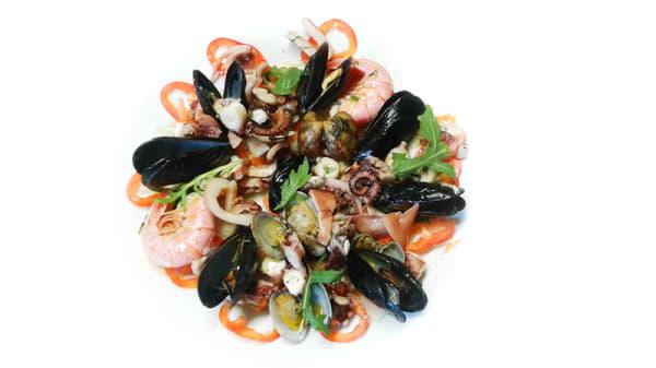 Suggerimento dello chef - Ristorante Albergo Belvedere, Borghetto Di Vara