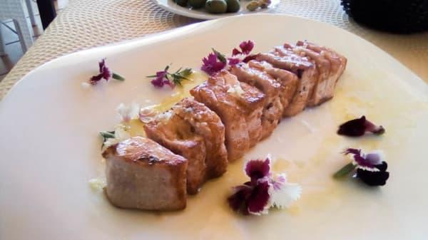 Sugerencia del chef - Garballo, Moraleda De Zafayona