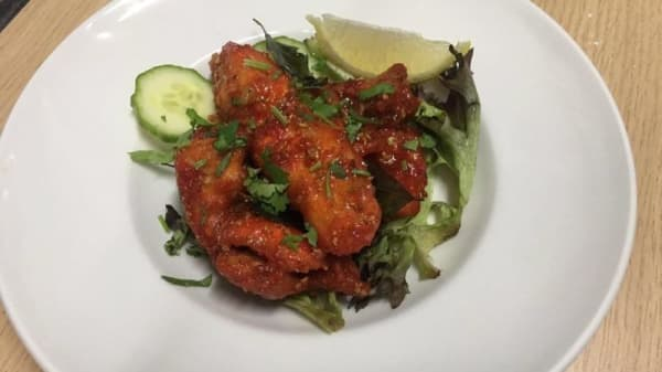 Diamond Indian & Hungarian cuisine, Clifton Hill (VIC)