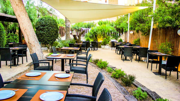 Terraza - Puerto Madero Grill&Drinks, Alicante
