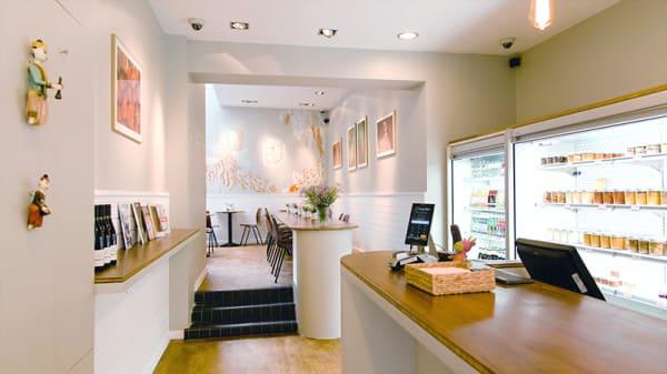 Vue de la salle - Dream & Food, Ixelles