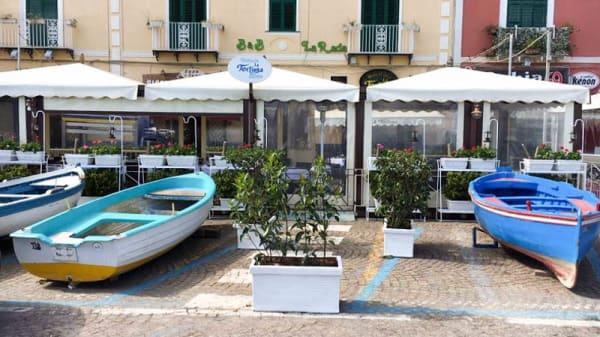 Entrata - La Tortuga Baia, Bacoli