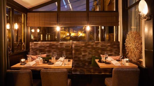 Het restaurant - 't Nonnetje, Harderwijk