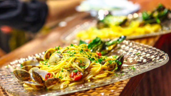 Spaghetti alle Vongole - Giorgio Barcelona, Barcelona