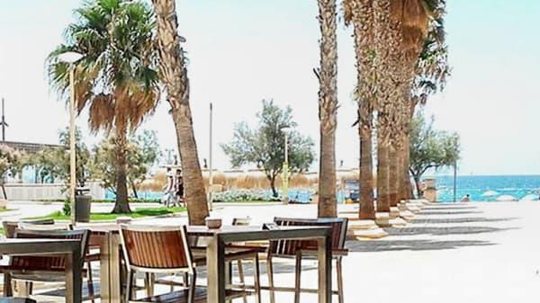 Terraza con vistas al mar - Na Brasa Rodizio Grill Churrascaria, Palma de Mallorca