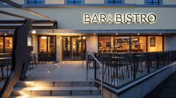 Bar & Bistro Victoria, Basel
