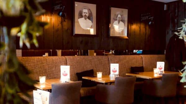 Het restaurant - Bij Dirkje - Drinks & Food, IJsselstein