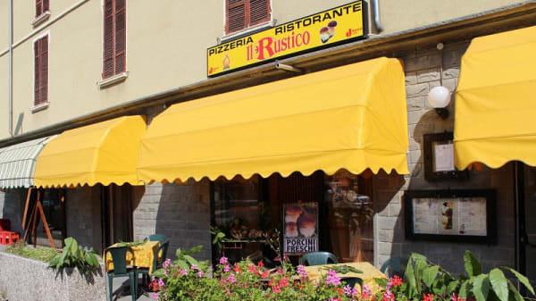 Facciata - Il Rustico, Borgo Val Di Taro
