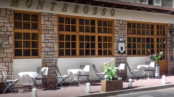 Terrasse - Monterosso, Montrouge