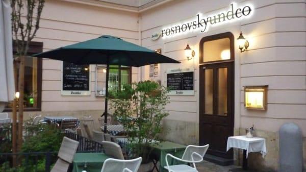 Garten - rosnovskyundco, Wien