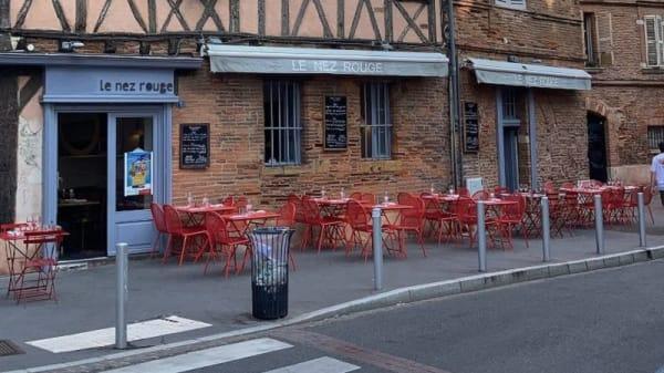 Le Nez Rouge, Toulouse