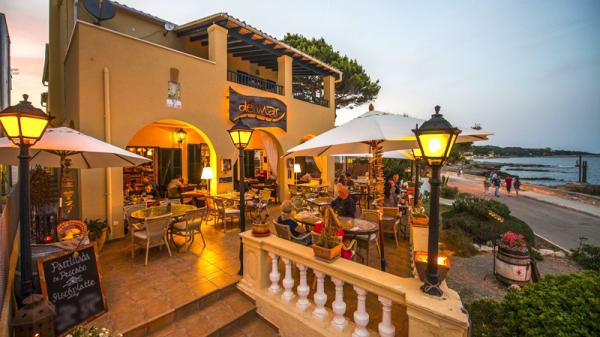 Terraza - Restaurante del Mar, Cala Ratjada