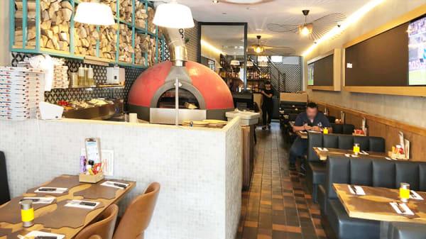 Het restaurant - Los Toros, Amsterdam