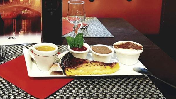 Dessert - La Terrasse, Clichy