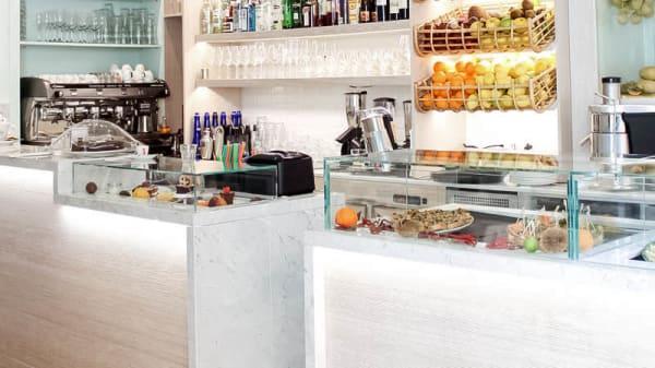 bancone-buffet - L'Italia Buona, Rome