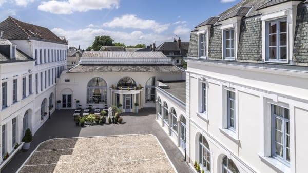Hotel - Najeti Restaurant le Clusius, Arras