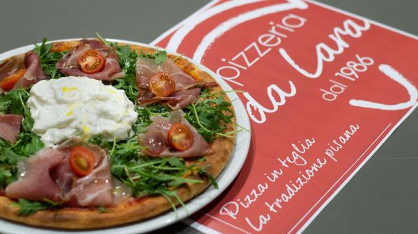 Pizzeria da Lara, Pisa