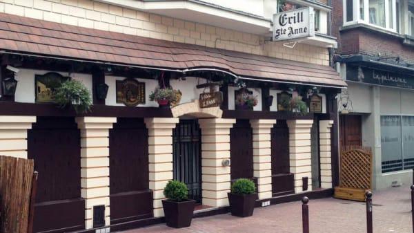 Le Grill Sainte-Anne, Lille