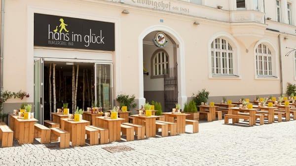 Photo 4 - HANS IM GLÜCK Burgergrill & Bar - Rosenheim LUDWIGSPLATZ, Rosenheim