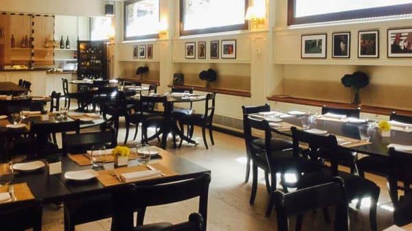 Sala del ristorante - Basement Milano, Milan