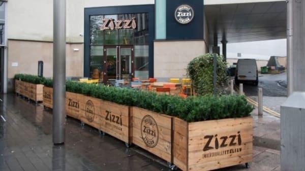 Zizzi - Cardiff St David's, Cardiff