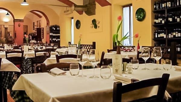 Vista tavolo - Taverna dell'Oca, Turin