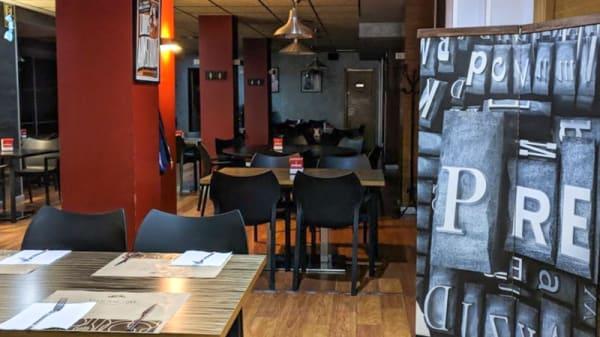 Sala del restaurante - Sequial 20, Sueca