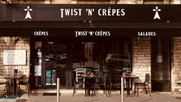 Entrée - Twist 'N' Crêpes, Talence