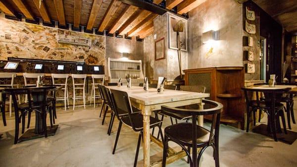Vista sala - Ham Holy Burger Genova, Genoa
