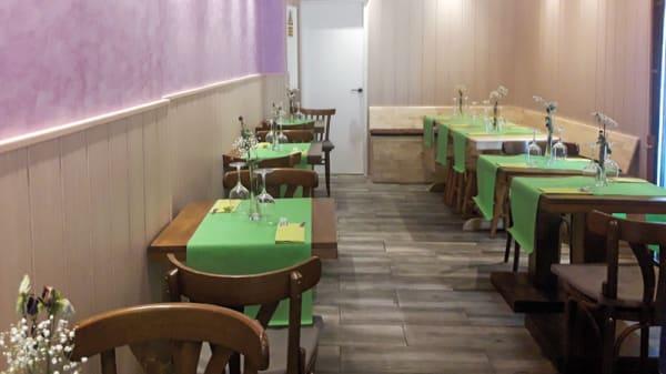 Sala - Fuku Sushi, Girona