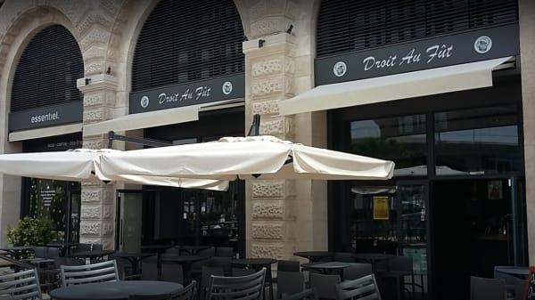 Droit Au Fût, Marseille