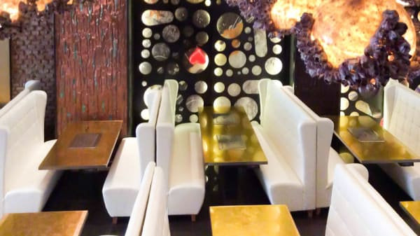 Vista sala - Arigato Fusion Restaurant, Milan
