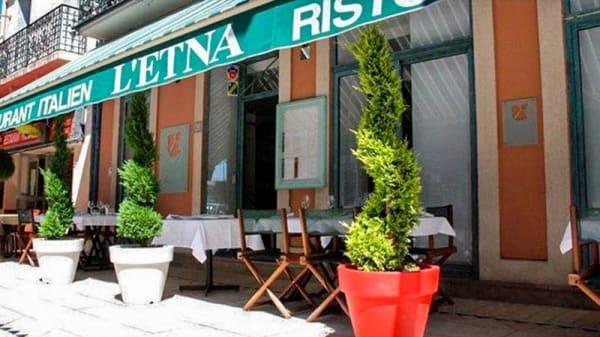 Entrée - Restaurant Italien l'Etna, Vichy