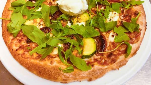 Pizza - Donatello's, Nijmegen