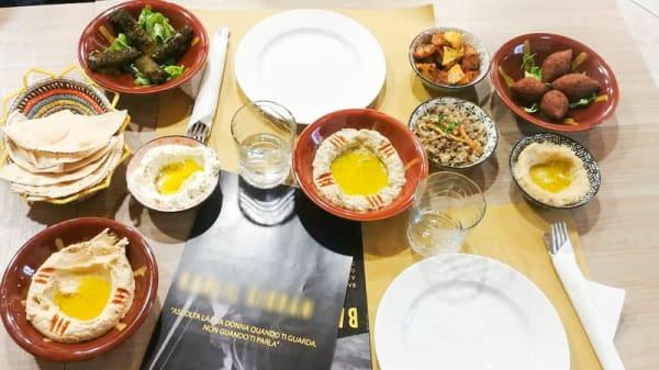 Suggerimento dllo chef - Hommus Como, Como