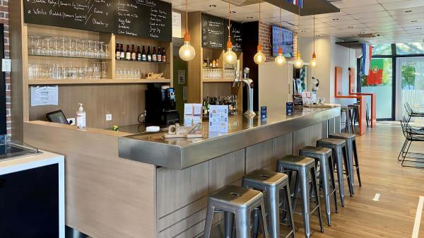 Le Beer Bar - Restaurant Kyriad Colombes, Colombes