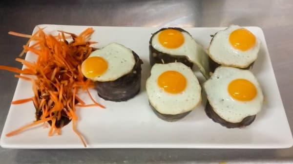 Sugerencia del chef - Isidro, El Rocio