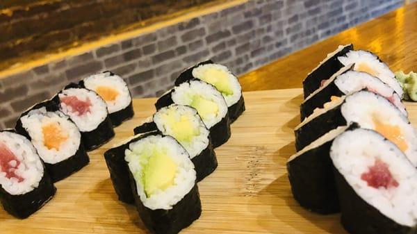 Sugerencia del chef - Yamada Sushi, Barcelona