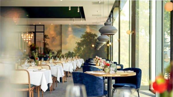 Het restaurant - Restaurant Amstelle, Amsterdam