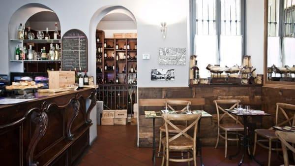 Sala - Taverna Visconti Antica Trattoria dal 1994, Milan