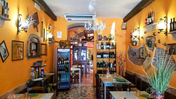 Veduta dell interno - Vecchia Osteria Il Pentagramma, Livorno