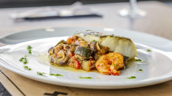 Sugerencia del chef - Pensadores - Mesa & Parranda, Granada