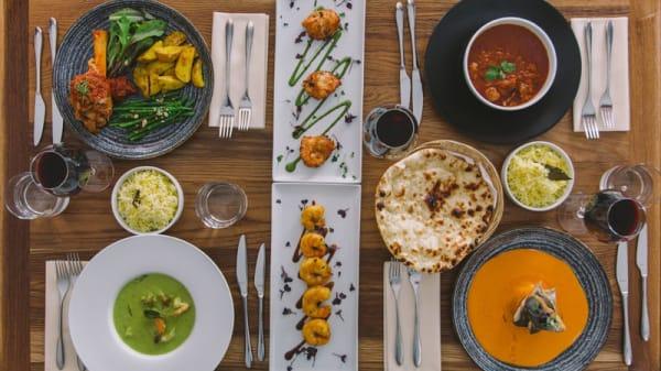 Suggestion de plat - Tsaretta Spice, Les Allues