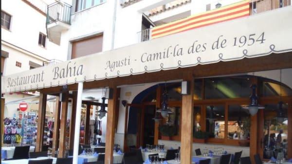Bahia - Restaurant Bahia, Tossa De Mar