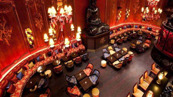 Vue de l'intérieur - Buddha-Bar Monte-Carlo, Monaco-Ville