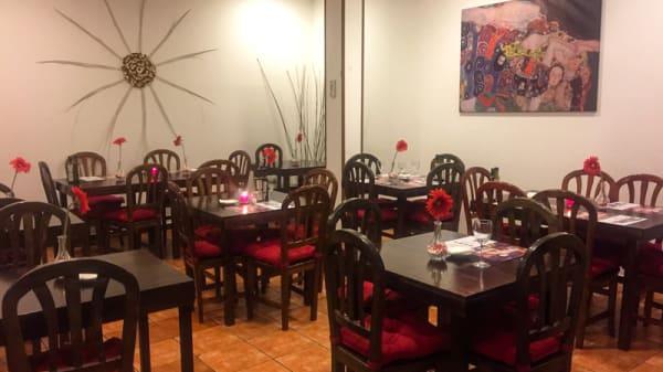 Sala del restaurante - Mami Gina, Las Rozas