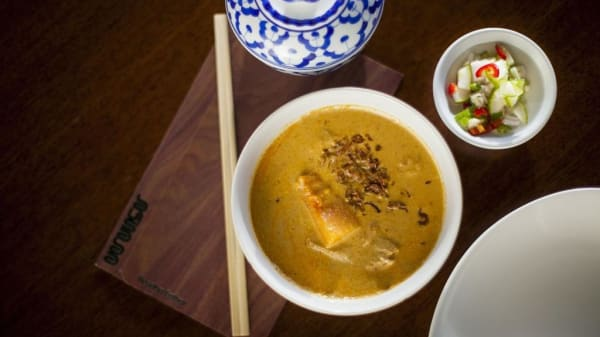 Food - Busaba Bangkok Thai - Westfield Stratford, London