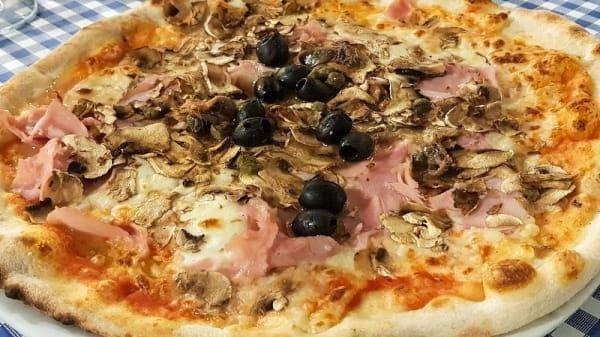 Pizza - Al Parco, Arezzo
