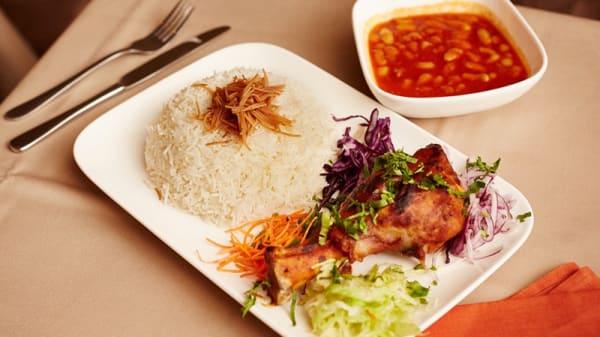 Qoozi - Shahrazad Restaurant & Lounge, Saint-Gilles