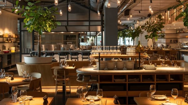Het restaurant - NENI Amsterdam, Amsterdam